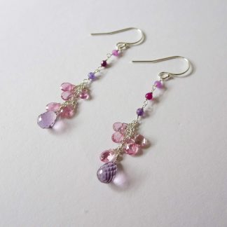 quarz pearl earrings2